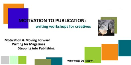 Stepping into Publishing (1): getting your book to Market (Stratford-upon-Avon) tickets