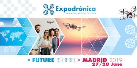 Expodronica 2019 entradas