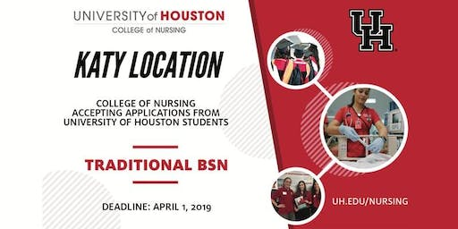 UH College of Nursing Traditional BSN Information Session