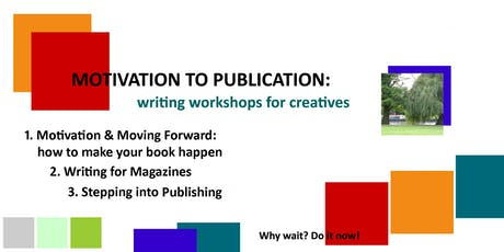 Stepping into Publishing (2): marketing your book (Stratford-upon-Avon) tickets