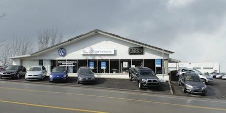 Audi/Volkswagen Clarksburg New Owners Clinic tickets