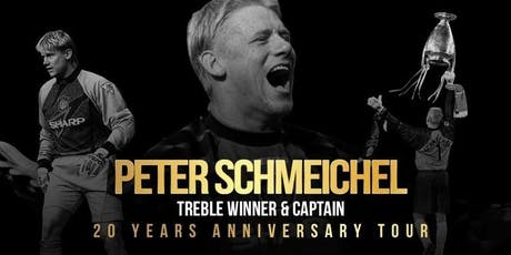An Audience with Peter Schmeichel - Northampton tickets