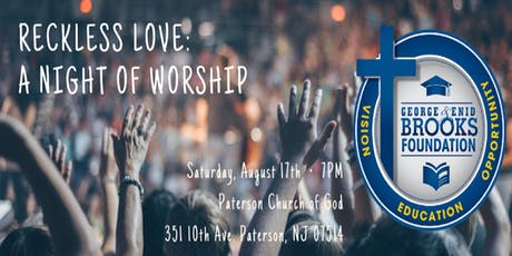 Reckless Love: A Night Of Worship tickets