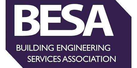 BESA Ventilation Technical Forum tickets