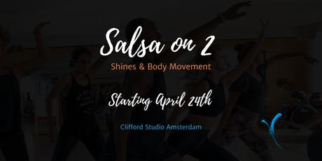 Copy of Wednesdays - Salsa on2 Shines & Bodymovement tickets