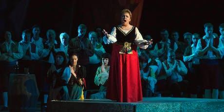 Ciclo de Ópera: Cavalleria Rusticana entradas