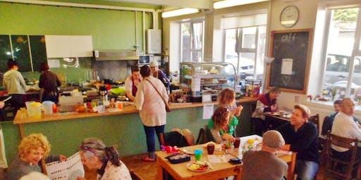 Community Cafes & Social Enterprise - Joint Thematic SEN Discussion
