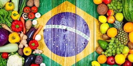 Culinária brasileira ingressos