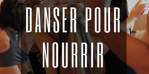 DANSER POUR NOURRIR !