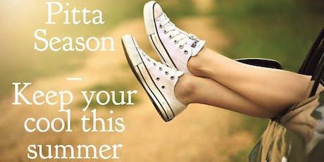 Pitta season - Keep your cool this summer (Ayurveda Workshop) tickets
