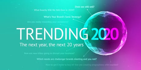 Trending 2020: Foresight Factory's Global Annual Conference tickets