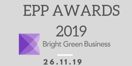 EPP Awards 2019  tickets