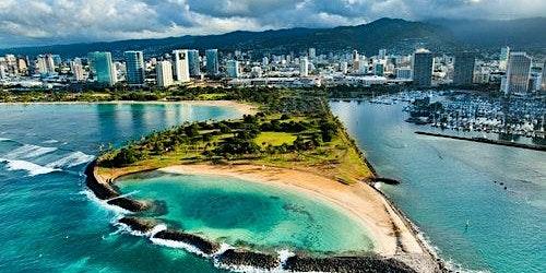 Waikiki Sunset Helicopter Flight
