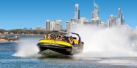 Broadwater Adventure: Premium Jet Boat Ride tickets