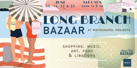 Long Branch Bazaar tickets