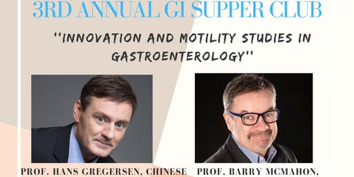 Innovation and Motility Studies in Gastroenterology
