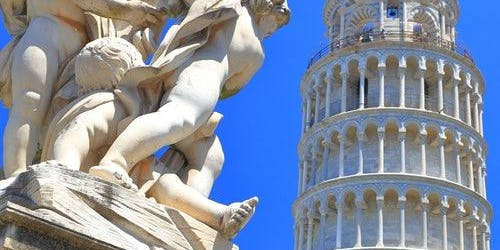 Pisa Walking Tour & Leaning Tower: Skip the Line