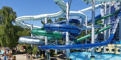 Amusement Park Duinrell + Tiki Pool