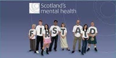 Scotland's Mental Health First Aid (17th & 19th March 2020)