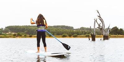 Balancing (Paddle Boarding) Meditation