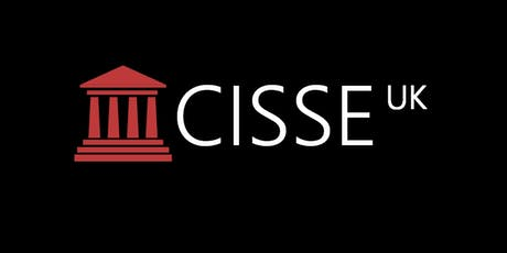 CISSE UK 2019 tickets