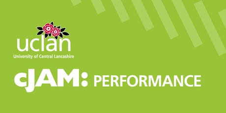 cJAM: Performance 2019 tickets