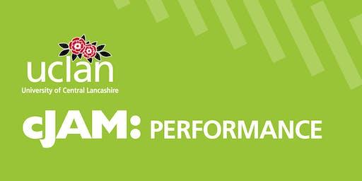 cJAM: Performance 2019