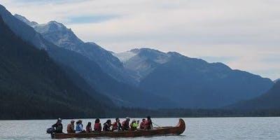 Chilkoot Canoe Wildlife Safari from Haines