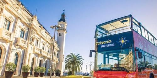 Hop-on Hop-off Bus & Boat Valencia + Albufera