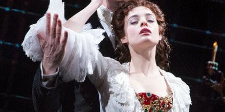 The Phantom of the Opera on Broadway tickets