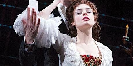 The Phantom of the Opera on Broadway tickets