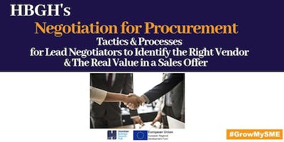 Negotiation for Procurement (Grimsby)
