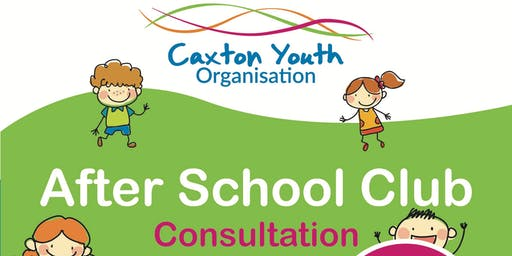 Under 11's After School Club Consultation at Caxton Youth Organisation