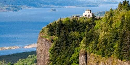 Multnomah Falls & Columbia River Gorge Tour from Portland