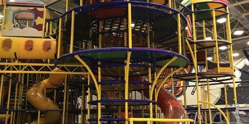 Super Skypark Play Centre + Science Centre SkyLab: Combo Ticket