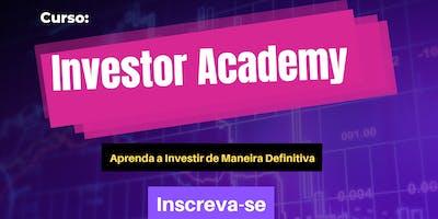 Curso Investor Academy | Aprenda a investir de maneira definitiva