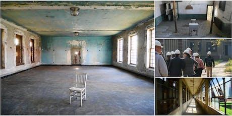 Behind-the-Scenes Exploration @ Abandoned Ellis Island Hospital Complex tickets