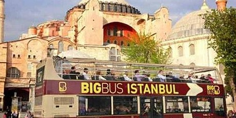 Hop-on Hop-off Bus Istanbul 48H + Bosphorus Cruise tickets