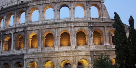 Colosseum Underground: Night Tour + Skip The Line biglietti