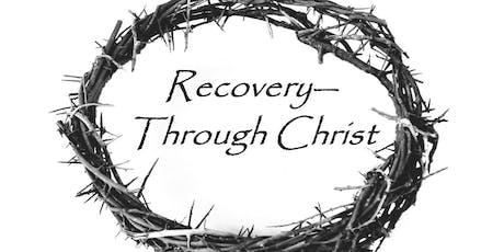 Recovery - Through Christ: Program Essentials/Facilitator Training tickets