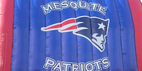 3rd Mesquite Patriots Mini Camp tickets