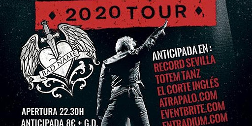 Tributo a Bon Jovi (Sevilla)