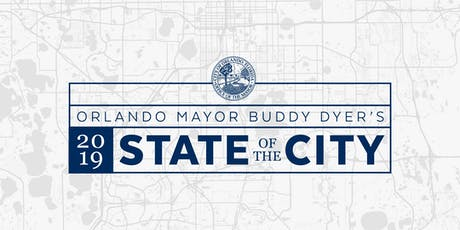 2019 State of the City Address tickets