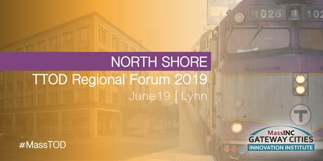North Shore TTOD Regional Forum 2019 tickets