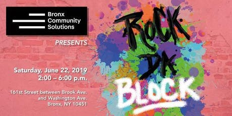 Rock Da Block 2019 tickets