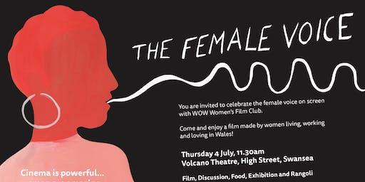 The Female Voice / Y Llais Benywaidd