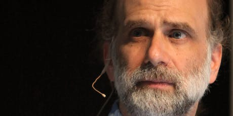 Bruce Schneier: Trust, Privacy and The Future tickets