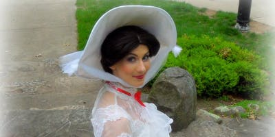 Tea with Mary Poppins - June 30