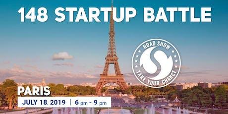 148 Startup Battle, Paris tickets