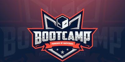 MateCrate Bootcamp / Elo: Iron bis Gold